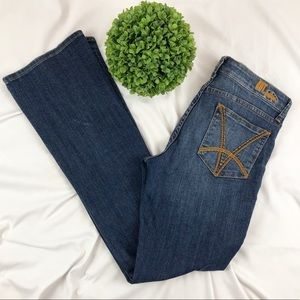 Kut From the Kloth Felicia Baby Boot Cut Jeans